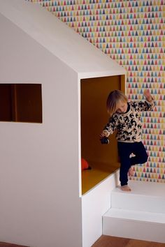 Kids indoor playhouses - French By Design