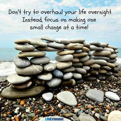 Name one small change that's made a big impact on your health. Go! #health #motivation #inspiration #lifestyle