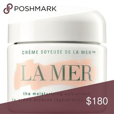 La Mer The Moisturizing Soft Cream This is the 1 oz size. It is new and still sealed. With tax I paid $185.30 for this size.  No trades.  Please submit any offers via the offer option. Best price when bundled. Sephora Makeup