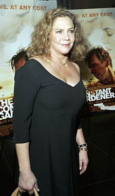 """Before she was Towson's """"Serial Mom,"""" actress Kathleen Turner received a bachelor's degree in theatre from University of Maryland, Baltimore County."""