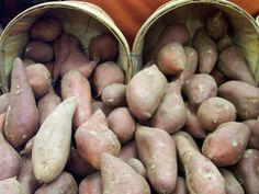 What's the difference between a yam and a sweet potato? Here's the answer!