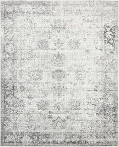 Gray 8' x 10' Monaco Rug | Area Rugs | eSaleRugs