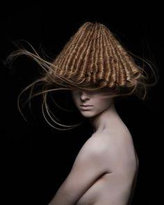 http://www.estetica.it Hair: Adam Szabo and Mai Ha @ Trevor Sorbie  Photo: Orsolya Luca