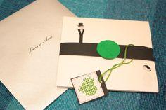 Invitación de boda Deysy & Marc - Deysy & Marc's weeding card