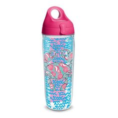 Tervis Simply Southern Crab Colossal Water Bottle, Multicolor
