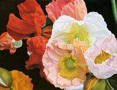 Don Rankin Poppies (Baroque) #6 2009