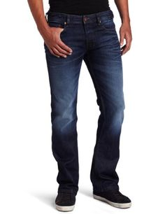 Diesel Men's Zatiny Slim Micro-Bootcut 0073N Jean, Denim,  Denim Boot Cut - Man From http://www.onlineclothingstore.us