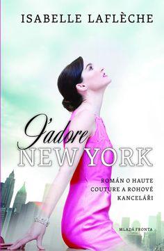 J´adore New York - Isabelle Lafleche   Ohana's world of pure imagination