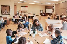 Classroom Environment: Our reflections on small group instruction