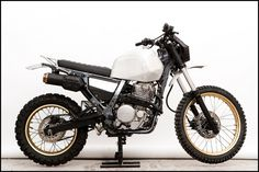 'MONKEE #39 - Honda 650 Dominator'
