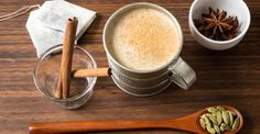 5 Minute Chai Tea Latte