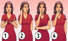 Testbeszéd teszt – Melyik nő hazudik neked?