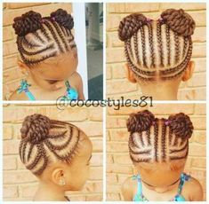 52 Ideas hairstyles for school step by step curls family life hairstyles 631700285213740757 Toddler Braided Hairstyles, Toddler Braids, Childrens Hairstyles, Black Kids Hairstyles, Baby Girl Hairstyles, Natural Hairstyles For Kids, Braids For Kids, Natural Hair Styles, Children Braids