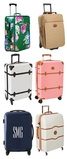 I have determined in recent weeks that if I had the space (read: my apartment is currently bursting at the seams with #stuff), I could potentially have a problem with collecting luggage. It's a pretty