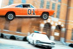 The General Lee from The Dukes of Hazzard | 12 Of The Most Badass Movie Vehicles Of All Time