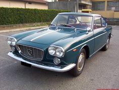 Lancia Flavia coupé 1500