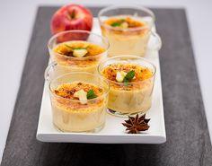 Yummy Food, Delicious Recipes, Cantaloupe, Creme, Panna Cotta, Fruit, Ethnic Recipes, Desserts, Header