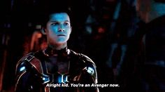 Who else screamed at the top of their lungs when this happened? Only me...ok.... Marvel Funny, Marvel Movies, Marvel Heroes, Marvel Dc Comics, Marvel Avengers, Avengers Memes, Tom Holland, Marvel Cinematic Universe, Hulk