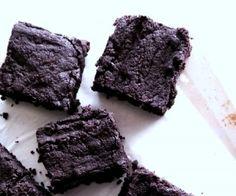 Coconut Flour Dark Chocolate Fudgy Brownies Recipe   Paleo inspired, real food