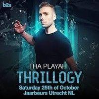 Tha Playah Melodic Hardcore Mix Thrillogy Warmup 12 - 10 - 2014 by DJ Nentisys on SoundCloud