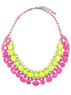 NEON JEWEJRY | Baublebar – the ultimate destination for designer jewelry. This item ...