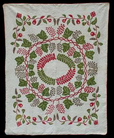 Julie Silber's Blog: Red & Green Quilts ... 'Tis the Season!