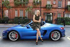 Porsche Boxster Spyder 2015   Maria Sharapova Official Website