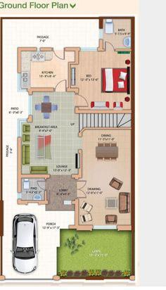 21 best pakistan house plans images floor plans house floor plans pakistan for Pakistan house designs floor plans