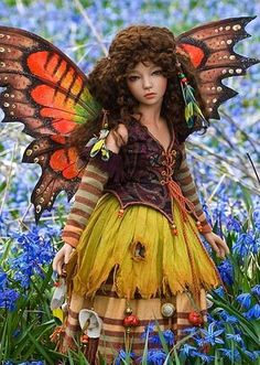 DIY Fairy Costume : More Wired Wings - Tutorial : DIY Halloween DIY Costumes