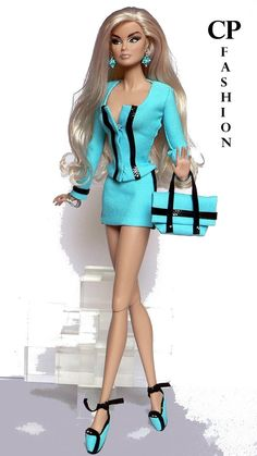 Dolls got the best swag! Forget the rest of the world! Lol  -TM
