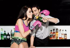 Exercise and Alcohol - Womens Health Magazine health-fitness excercuse weight-loss healthy-diet University Of British Columbia, Health Tips, Health And Wellness, Health Fitness, Women's Health, Health Exercise, Fitness Motivation, Excuse Moi, Womens Health Magazine