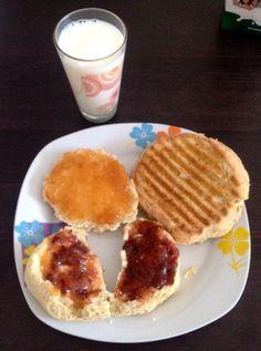 100% homemade breakfast!
