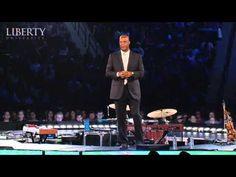 Darryl Strawberry - Liberty University Convocation - YouTube