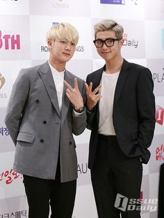 Jin & Rap Monster