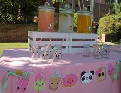 Kawaii Party Birthday Party Ideas | Photo 2 of 16