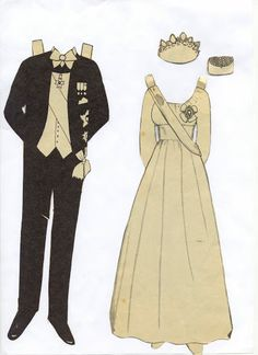 Swedish King Karl, Queen Silvia and Princess Victoria paper dolls *** Paper dolls for Pinterest friends, 1500 free paper dolls at Arielle Gabriel's International Paper Doll Society, writer The Goddess of Mercy & The Dept of Miracles, publisher QuanYin5
