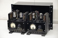 Western Electric 49B pre-amplifier