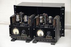 Western Electric 49B pre-amplifier