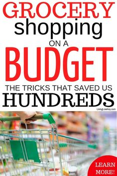 The Best Grocery Store Hacks That Will Help You Save Money On Food Spending too much money on groceries every month? Check out these awesome hacks on how to save money on groceries (without coupons) every time you shop. Start saving money now! Money Saving Meals, Best Money Saving Tips, Save Money On Groceries, Ways To Save Money, Money Tips, Money Budget, Money Plan, Best Saving Plan, Groceries Budget
