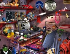 You exercise your body so help your brain stay fit by giving it a workout as well!  Hidden Object Adult Puzzle Game Books: The Gift Ideas Site.