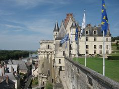 Amboise Chateau - Loire Valley France
