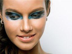 maquiagem mascara