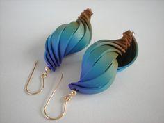 Shell Earrings with Carol Blackburn #craftartedu online class