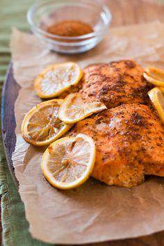 Louisiana Blackened Cajun seasoning - spicy rub for Southern cooking