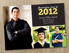 Justin Miller, College Graduation Announcements, Biology, Ideas, Ap Biology
