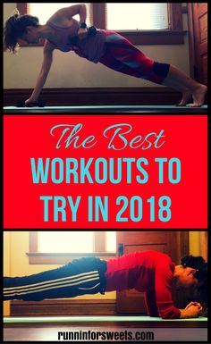 The Best Workouts to Try in 2018 | Workout Ideas | Fitness Motivation | Resolutions and Goal Setting