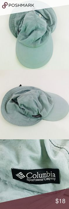Columbia Sportswear Outdoor Hiking Fishing Hat Gently worn with no flaws  Columbia Accessories Hats 1975c4376a90