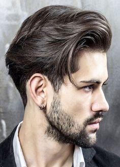 Risultati immagini per capelli lunghi uomo 2016