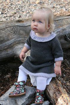 Ravelry: defiKNITely's Skadi Sweater Dress
