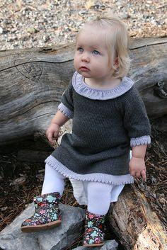 Ravelry: defiKNITely's Skadi Sweater Dress